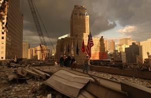 Vivir en una zona devastada es una solución temporal que siempre nos recordará la tragedia