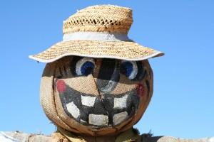 Calabaza para espantar la subidas del Euríbor, en un Halloween typical spanish