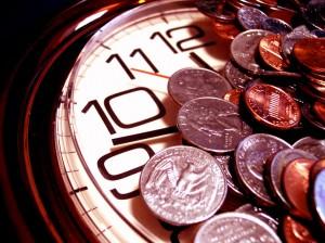 Se acabó el tiempo de los tipos de interés baratitos. It's time to pay!