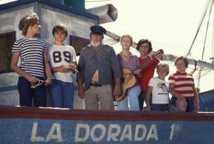 Del barco de Chanquete, ¡no nos moverán!