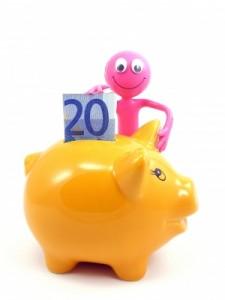 Mira qué cara de panoli se te queda cuando tienes que pagar cada vez más al cerdo del banco en lugar de ahorrar