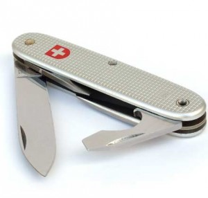Un cuchillo de doble filo