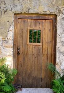 Pasa, pasa, está abierto...