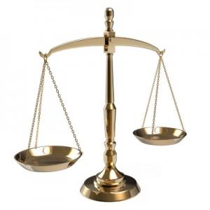 Qué complicado resulta a veces mantener el equilibrio...