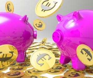 Se hacen ricos euro a euro