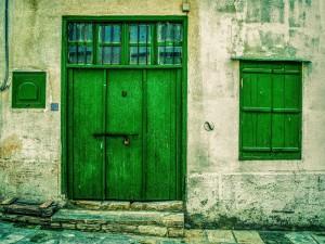 Verde que te quiero verde, verde hipoteca, verde casa...
